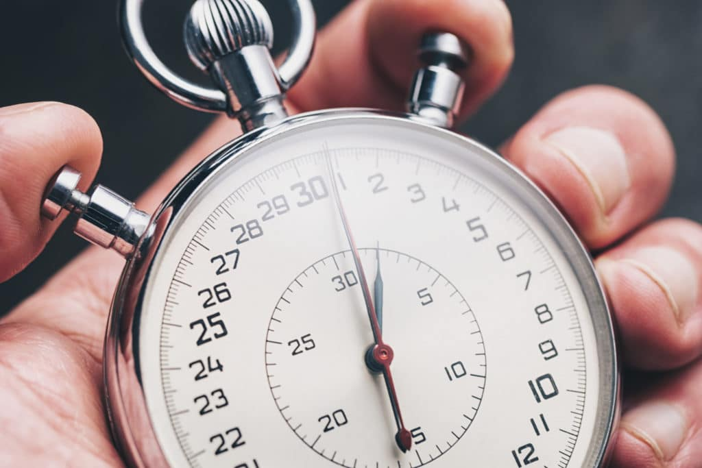 Silent Minute Stopwatch image